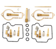 Deluxe Left & Right Carburetor Rebuild Kit - Honda XL600R