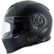 Torc T14B Mako Bluetooth Helmet - Flat Black