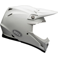 Bell Moto-9 Carbon Flex Helmet - Gloss White