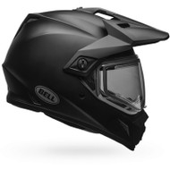 Bell MX-9 Adventure Snow MIPS-Equipped Helmet - Electric Shield - Matte Black
