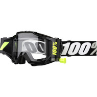 100% Accuri Forecast Film System Goggles - Tornado with Clear Lens