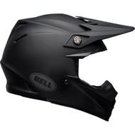 Bell Moto-9 MIPS-Equipped Helmet - Matte Black