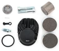 Front Brake Caliper Kit w/Pads - Honda CB450K CB750K