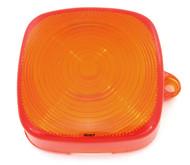 Honda Turn Signal Lens - 33402-195-023 - Amber