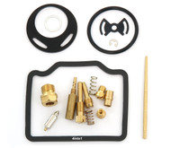Deluxe Carburetor Rebuild Kit - Honda CB/CL/SL/XL100