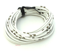 OEM Colored Electrical Wire 13' Roll - White