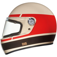 Nexx XG100R Helmet - Record Cream / Red / Black