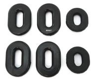 Side Cover Grommet Set - Honda CB/CL/SL/XL100 CB/CT/SL/TL/XL125 CL200 SL350 CB200/500/550/750