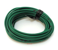 OEM Colored Electrical Wire 13' Roll - Green