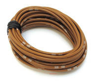 OEM Colored Electrical Wire 13' Roll - Brown