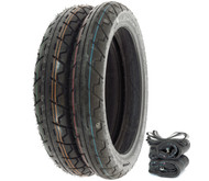 IRC Durotour RS-310 Tire Set - Honda CB350/360/400F CL/CJ360