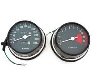 Speedometer & Tachometer Set - Honda CB750 - 1973-1978 - KMH