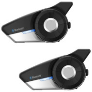 SENA 20S EVO Bluetooth 4.1 Intercome System - Dual