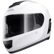 Sena Momentum INC Bluetooth Full Face Helmet - Gloss White