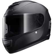 Sena Momentum Lite Bluetooth Full Face Helmet - Matte Black