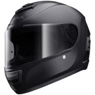 Sena Momentum Bluetooth Full Face Helmet - Matte Black