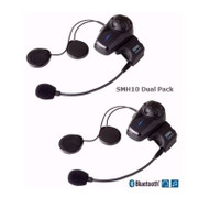 Sena SMH-10 Bluetooth Headset Basic - Dual