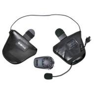 SENA SPH10H-FM Bluetooth Headset Intercom w/ FM Tuner for Half Helmets - Single