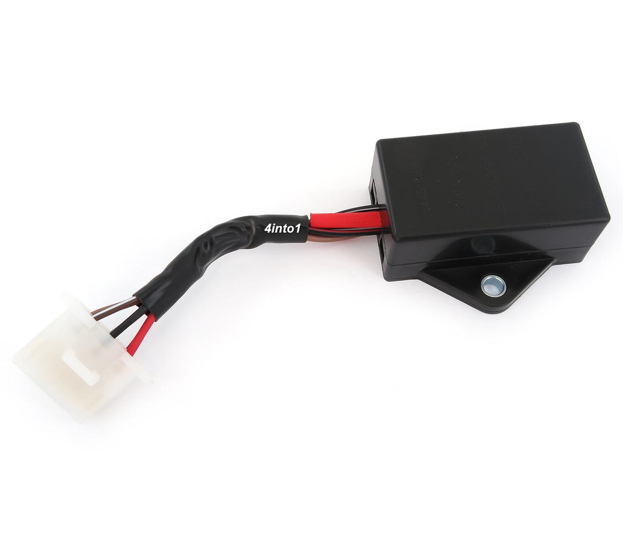 [ZTBE_9966]  Fuse Box Assembly - 38200-377-305 - Honda CB400F/500T/550/750 | Honda Cb 500 Fuse Box |  | 4into1.com