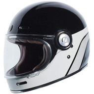 Torc T1 Helmet - Dreamlinner  Gloss Black / Grey