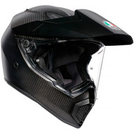 AGV AX9 Helmet - Matte Carbon