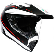 AGV AX9 Helmet - Pacific Road Matte Black / White / Red