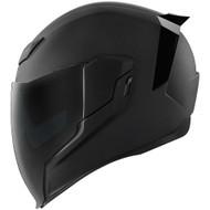 Icon Airflite Rubatone Helmet - Black