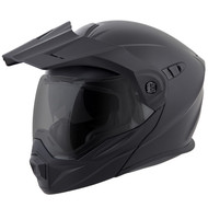 Scorpion EXO AT950 Helmet - Solid Matte Black