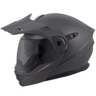 Scorpion EXO AT950 Helmet - Solid Matte Anthracite