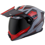 Scorpion EXO AT950 Helmet - Tucson Red