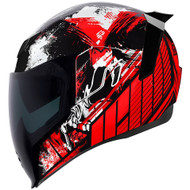 Icon Airflite Stim Helmet - Red