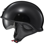 Scorpion EXO C90 Helmet - Solid Gloss Black