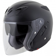 Scorpion EXO CT220 Helmet - Solid Matte Black