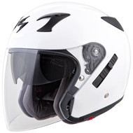 Scorpion EXO CT220 Helmet - Solid Gloss White