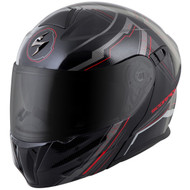 Scorpion EXO GT920 Helmet - Satellite Black / Red