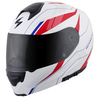 Scorpion EXO GT3000 Helmet - Sync Red / White / Blue