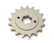 Parts Unlimited Front Sprocket - 530 - 17T - Honda CB500 CB550 CB750