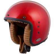 Scorpion Belfast Helmet - Candy Red