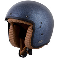 Scorpion Belfast Helmet - Metallic Blue