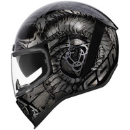 Icon Airform Sacrosanct Helmet - Black