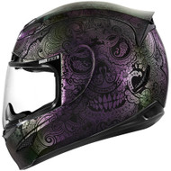 Icon Airmada Chantilly Opal Helmet - Purple
