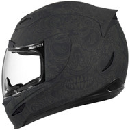 Icon Airmada Chantilly Helmet - Black