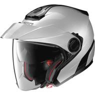 Nolan N40-5 Helmet - Platinum Silver