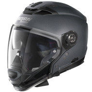 Nolan N70-2 GT Helmet - Black Graphite