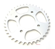 Parts Unlimited Rear Sprocket - 38T - Honda CB/CL350 CB/CJ/CL360 CB400F
