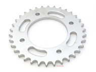 Parts Unlimited Rear Sprocket - 530 - 34T - Honda CB500 CB550
