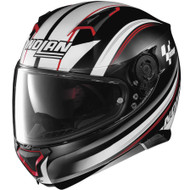 Nolan N87 MOTOGP Helmet - Flat Black / White / Red