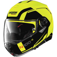 Nolan N100-5 Consistency Helmet - Yellow