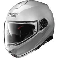 Nolan N100-5 Helmet - Platinum Silver