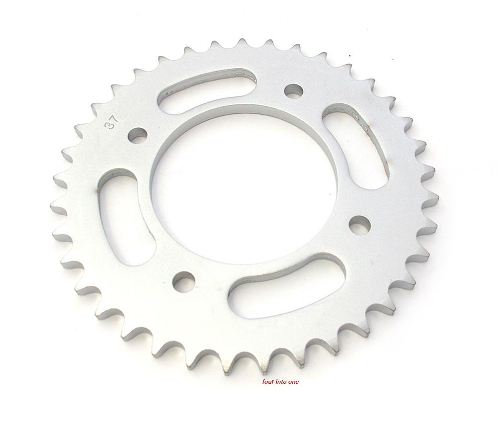 Parts Unlimited Rear Sprocket 37T 41201-374-000 Honda CB500 CB550 CB550F